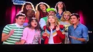 Violetta 2 Bridget Mendler And The Kids Sing Hurricane
