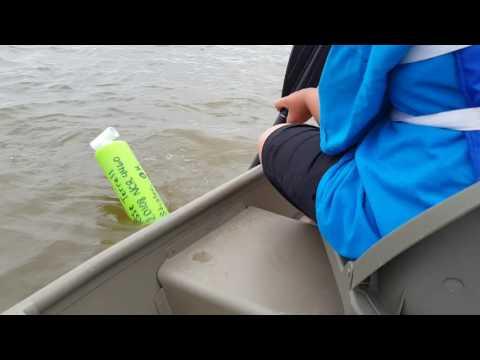 Catfishing Kerr Lake In Oklahoma With New Jugs I Built