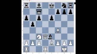 Deep HIARCS vs Rybka4