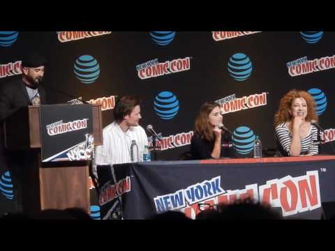 Tales from the TARDIS with Matt Smith, Alex Kingston and Jenna Coleman: Part 1