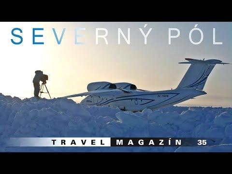 Severný pól [HD] Travel Magazín 035 (Travel Channel Slovakia)