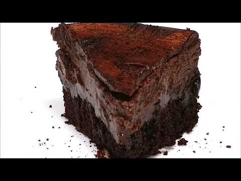 5 Layers Of Chocolate Goodness Of A Dream Cake
