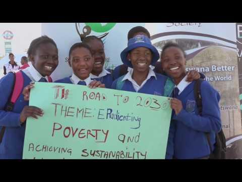 International Youth Day 2016, Botswana - Gaborone