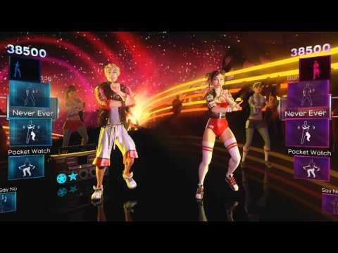 Песни из dance central 2