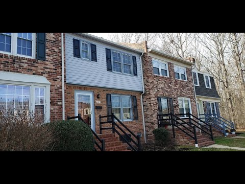 Henrico Townhomes For Rent 3BR/2BA By Henrico Property Management