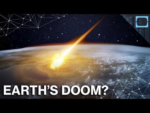 The Plan To Protect Earth Against Asteroids (Or Lack Thereof)