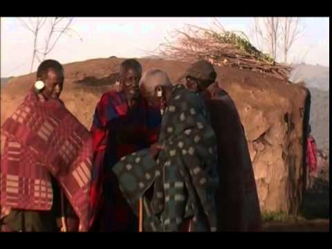Eunoto  La cérémonie des Guerriers Maassaïs