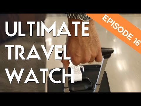 What makes a great travel watch? Ep 16 – Citizen Nighthawk