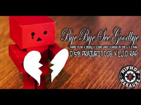 HIP-HOP MERAUKE ( Official Lyric Video ) || D'58 PRAJURIT DSB FT. L.O.D RAP - BYE BYE SAY GOODBYE
