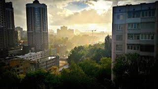 Таймлапс. Вид из окна общежития.   Киев(, 2016-09-21T16:08:12.000Z)