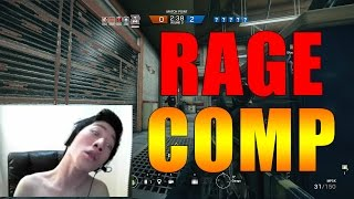 A Rainbow Six Siege Rage Compilation