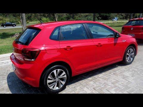 VW Polo 200 TSI Comfortline e Highline: test-drive, preços, consumo, detalhes - www.car.blog.br