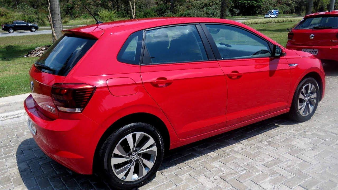 VW Polo 200 TSI Comfortline e Highline: test-drive, preços ...