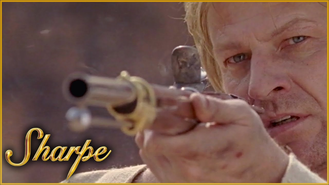 Sharpe Is Forced To Shoot Patrick | Sharpe