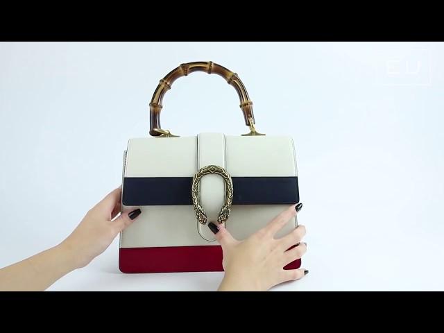 cad01db79 A história da Gucci com muitas intrigas e glamour | Etiqueta Unica