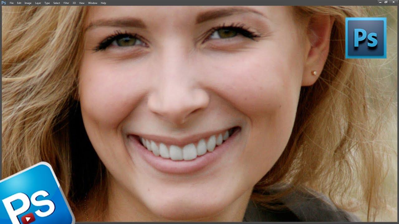 Photoshop Para Blogueiras Como Clarear Os Dentes No Photoshop