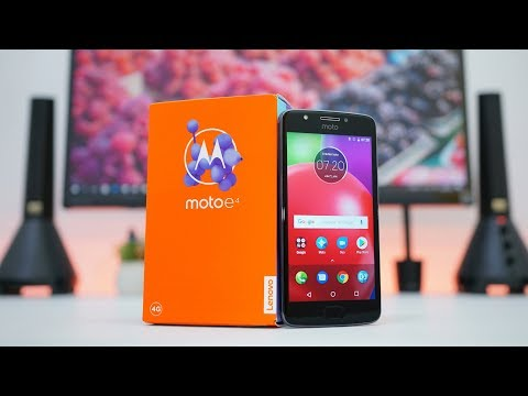 Murah Ala Motorola - Unboxing Moto E4 Indonesia