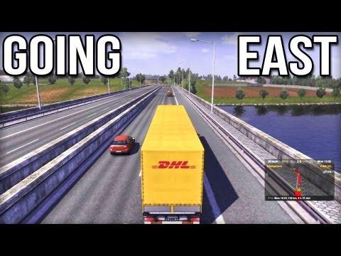 Going East - Euro Truck Simulator 2 DLC (Career Profile)