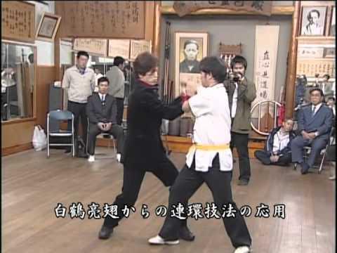 沖縄伝統空手&中国伝統武術・交流会 2006