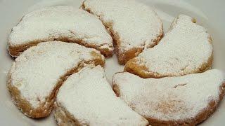 Receta de galletas de mantequilla y almendras
