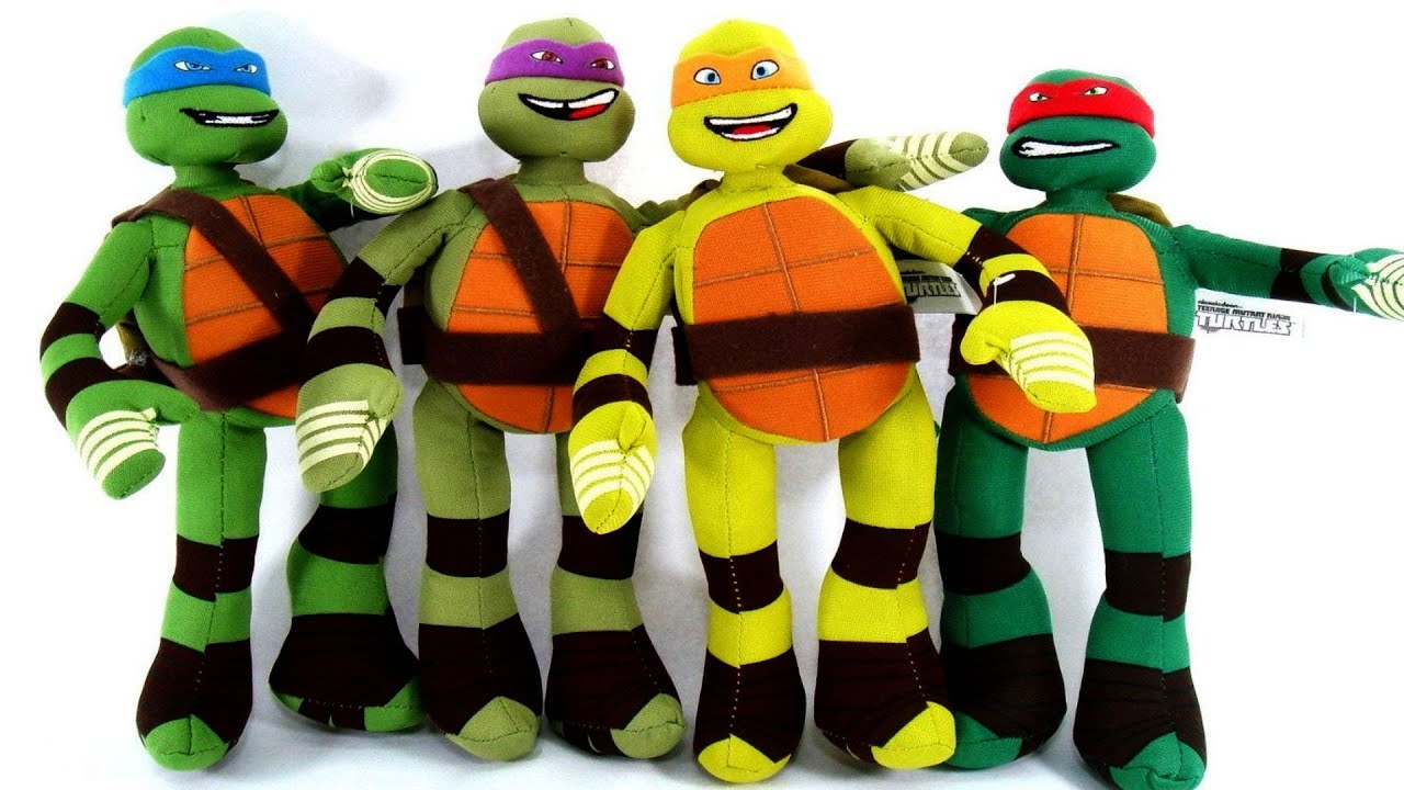 Teenage Mutant Ninja Turtles Toys 1 : Teenage mutant ninja turtles toys youtube
