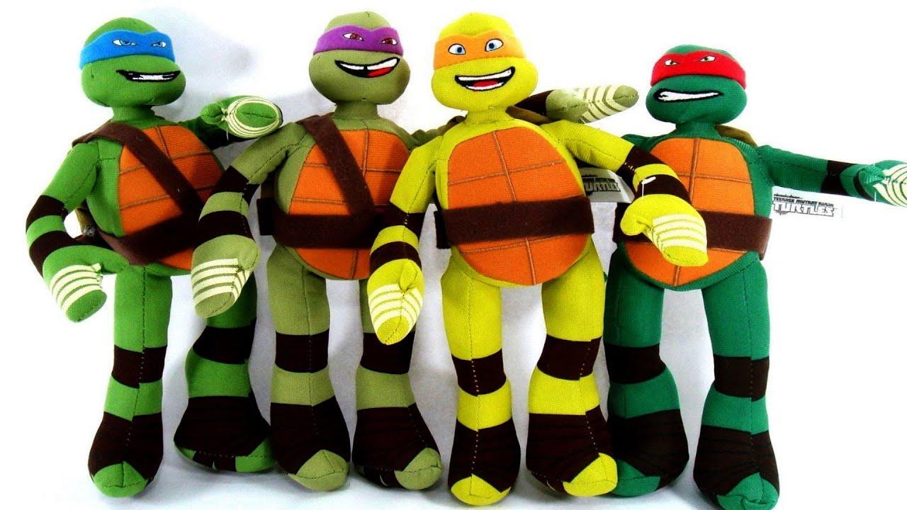 Teenage Mutant Ninja Turtles Toys Youtube