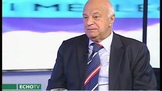 Heti mérleg: Nógrádi György az Echo Tv-ben