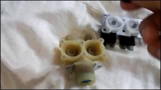 видео Устранение дребезжания и шума в водопроводе