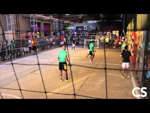 Nike Risk Everything Street Football Tournament  Chagua Sports