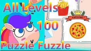 Puzzle Fuzzle Walkthrough Part 1 Level 1-100