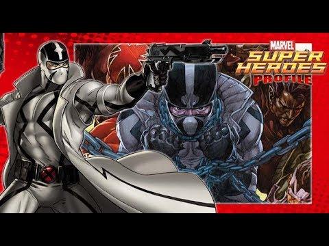 [SHP] 95 ประวัติ Fantomex ชีวอาวุธอันตรายหมายเลข XIII !!