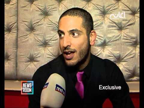 ايلي اسطفان بعد مغادرته برنامج رقص النجوم - Elie Stephan - Newsroom Report