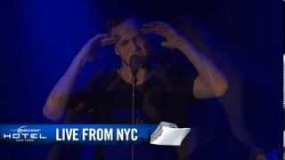 Repeat youtube video Cha-Ching (Till We Grow Older) - Imagine Dragons Live From Bud Light Hotel