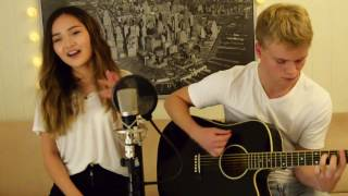 """""""Let Me Love You"""" Justin Bieber cover by Martine and Andreas Roswall(guitar) @Martine_singer"""