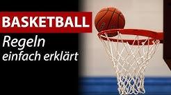 Einfach Erklärt - die Regeln im Basketball | spoove
