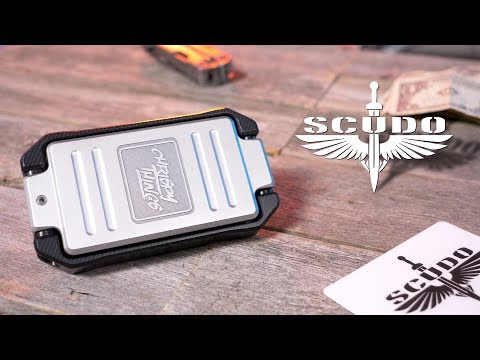 MGW Scudo Vector Wallet: You Won't Find Another Wallet Like This!