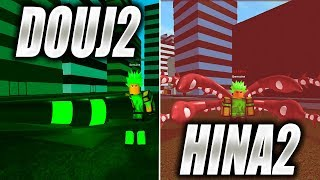 200K RC CODE! DOUJ2 & HINA2 in Ro-Ghoul in Roblox | iBeMaine
