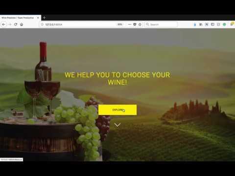 Wine Prediction using Machine Learning!