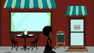 ''Yürüyüş Döngüsü Animasyon'' (Kole B. S. Tarzı)