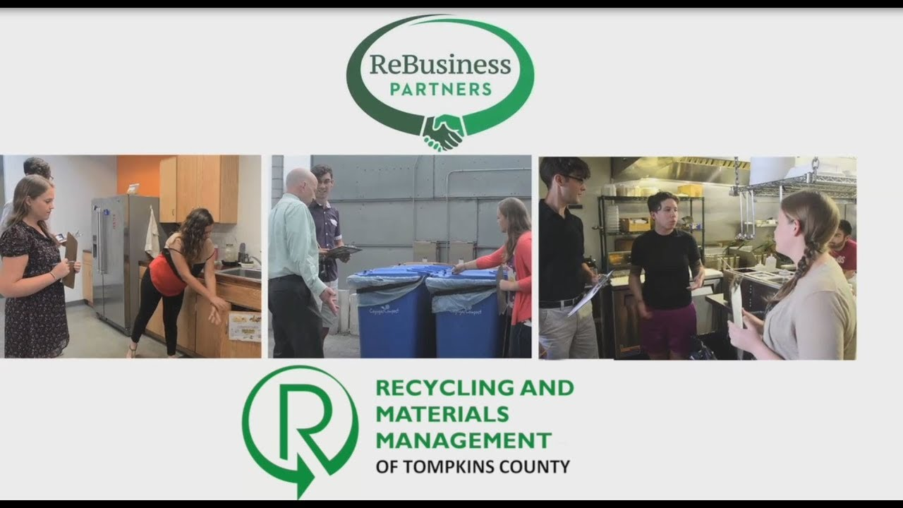 ReBusiness Partners | Tompkins County | Recycling and