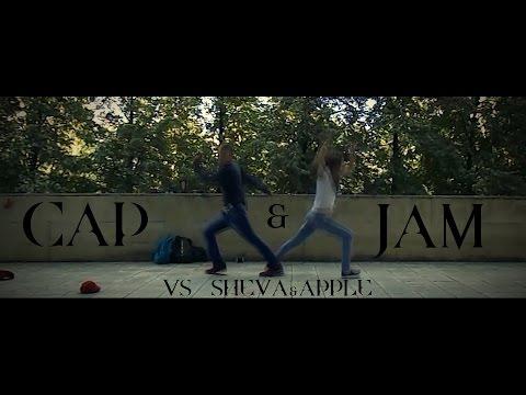 RJSL   THE FINAL   JAM & CAP VS SHEVA & APPLE   DUO DIVISION