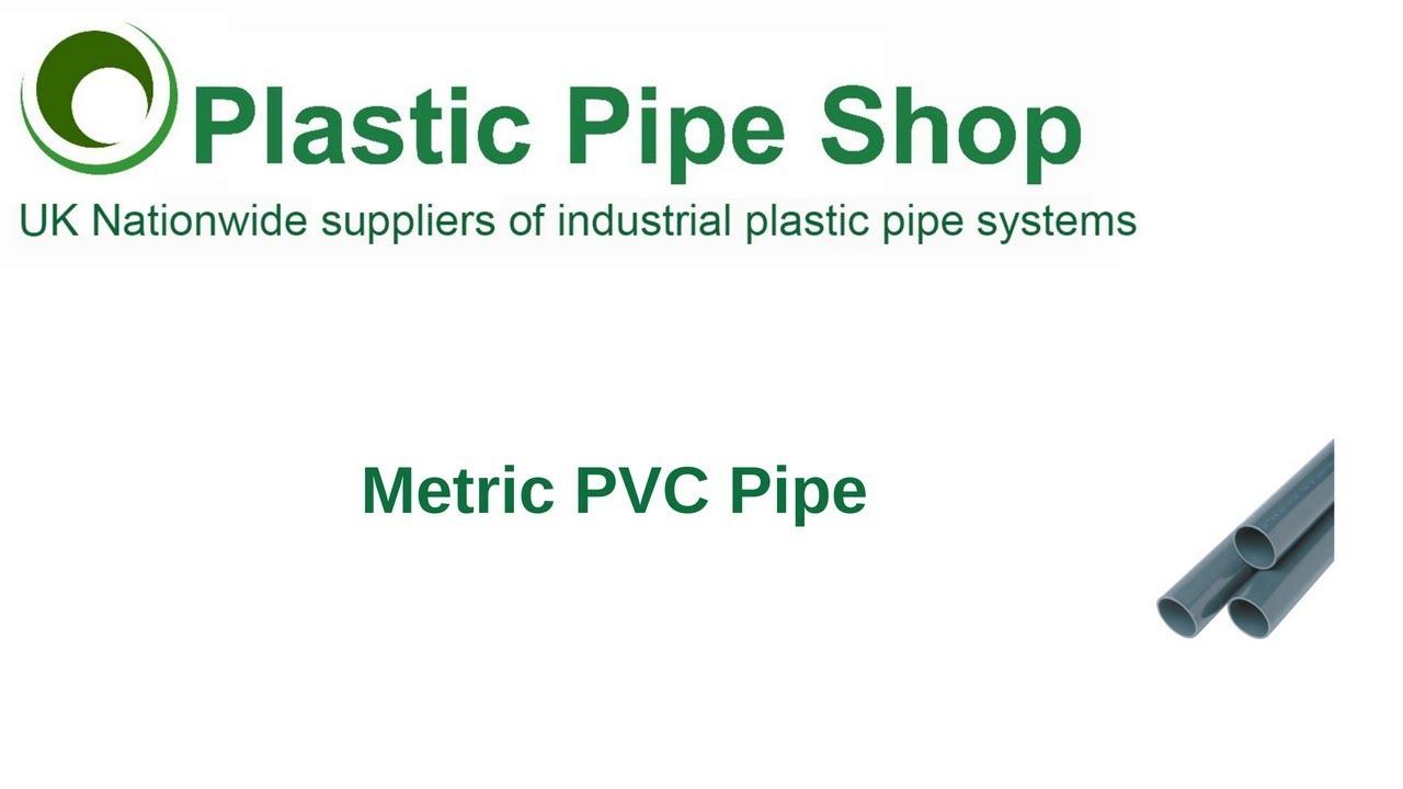 PVC Pipe and Fittings | Metric | Pressure | Inch | Wras PVCU