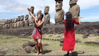 Music of Easter Island Mahani Teave Viviana Guzman