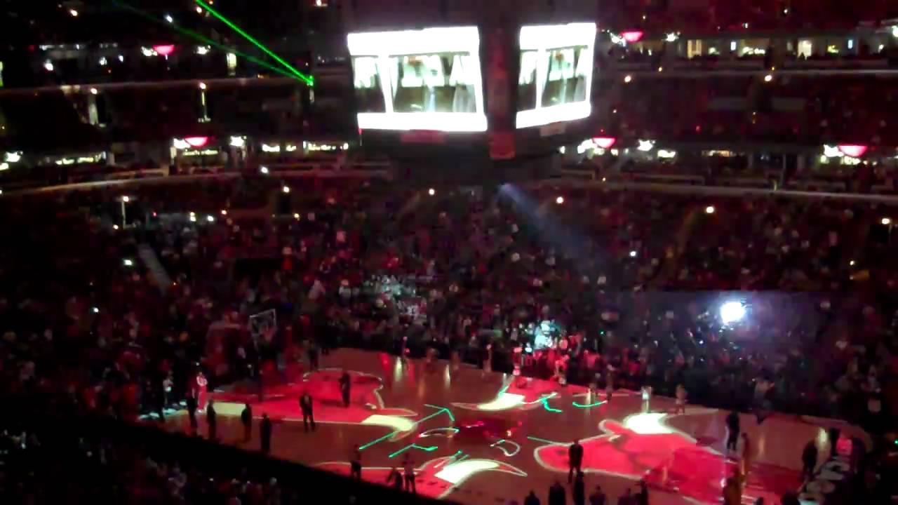 Chicago Bulls 2011 Intro - YouTube