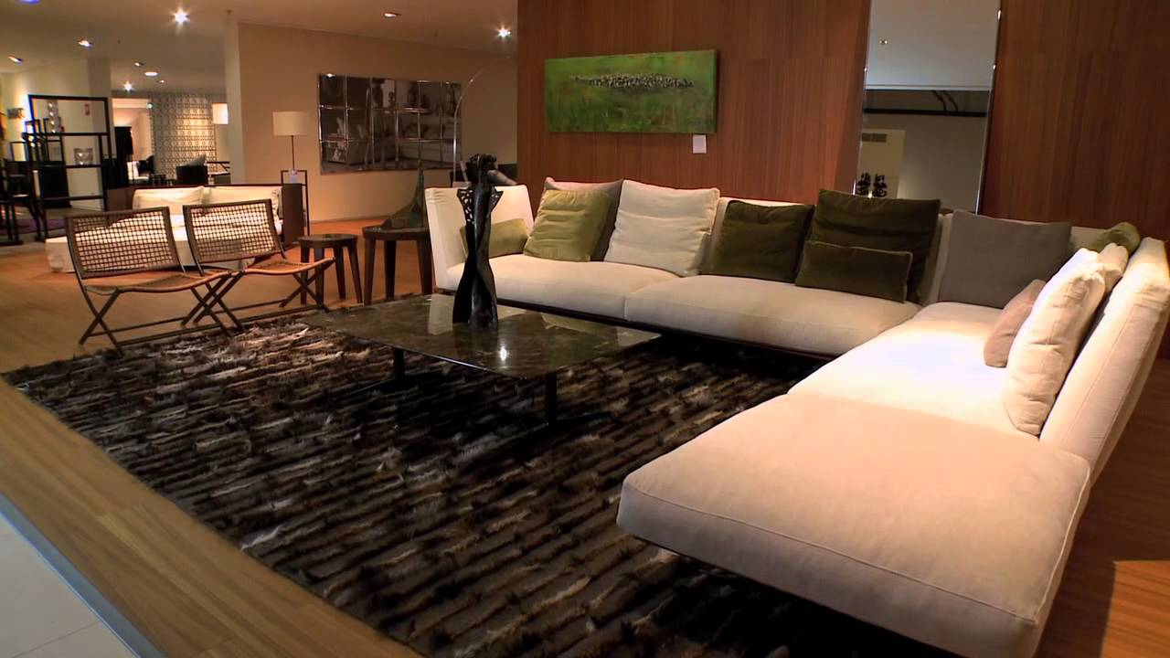 Pot Interieur - Flexform - YouTube