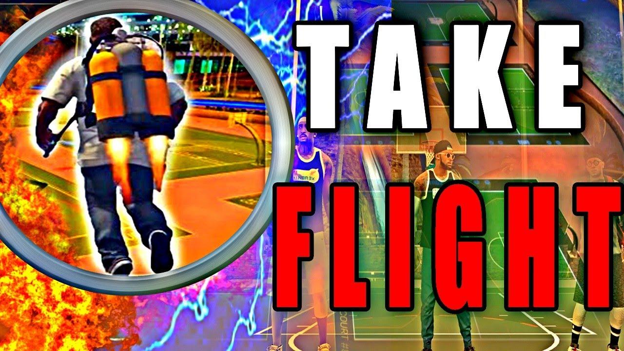 2k17 superstar 5 take flight