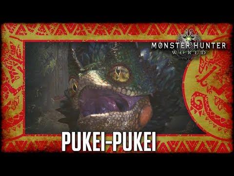 Monster Hunter World: Pukei-Pukei thumbnail
