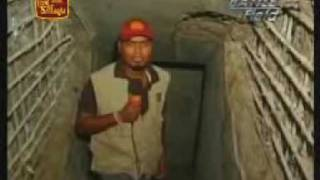 Troops take control of a luxury LTTE bunker (Mulleyaveli-Mullaitivu) 28/12/2008