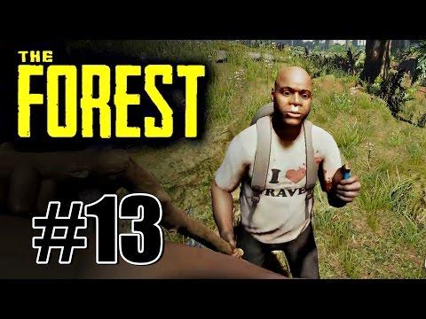 [The Forest #13] - คนป่า และเหล่าคนบ้าหาทะเล   Ft.OpzTv , หนึ่งน้ำ