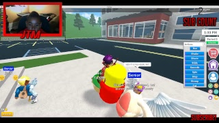 Roblox High School Live Stream!